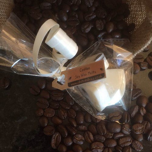 3 x Coffee Scented Melts